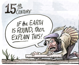 roud earth